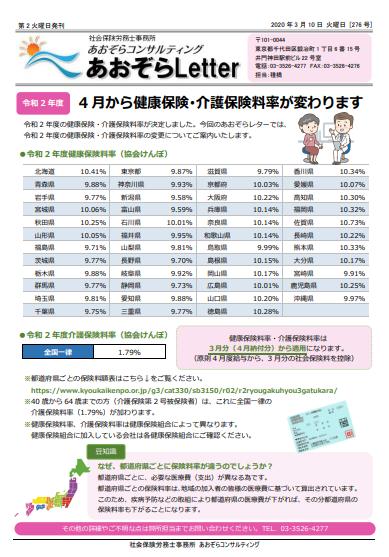 保険 料率 健康